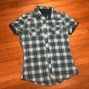 Kuhl woman's Hiking Outdoors Top Size Small